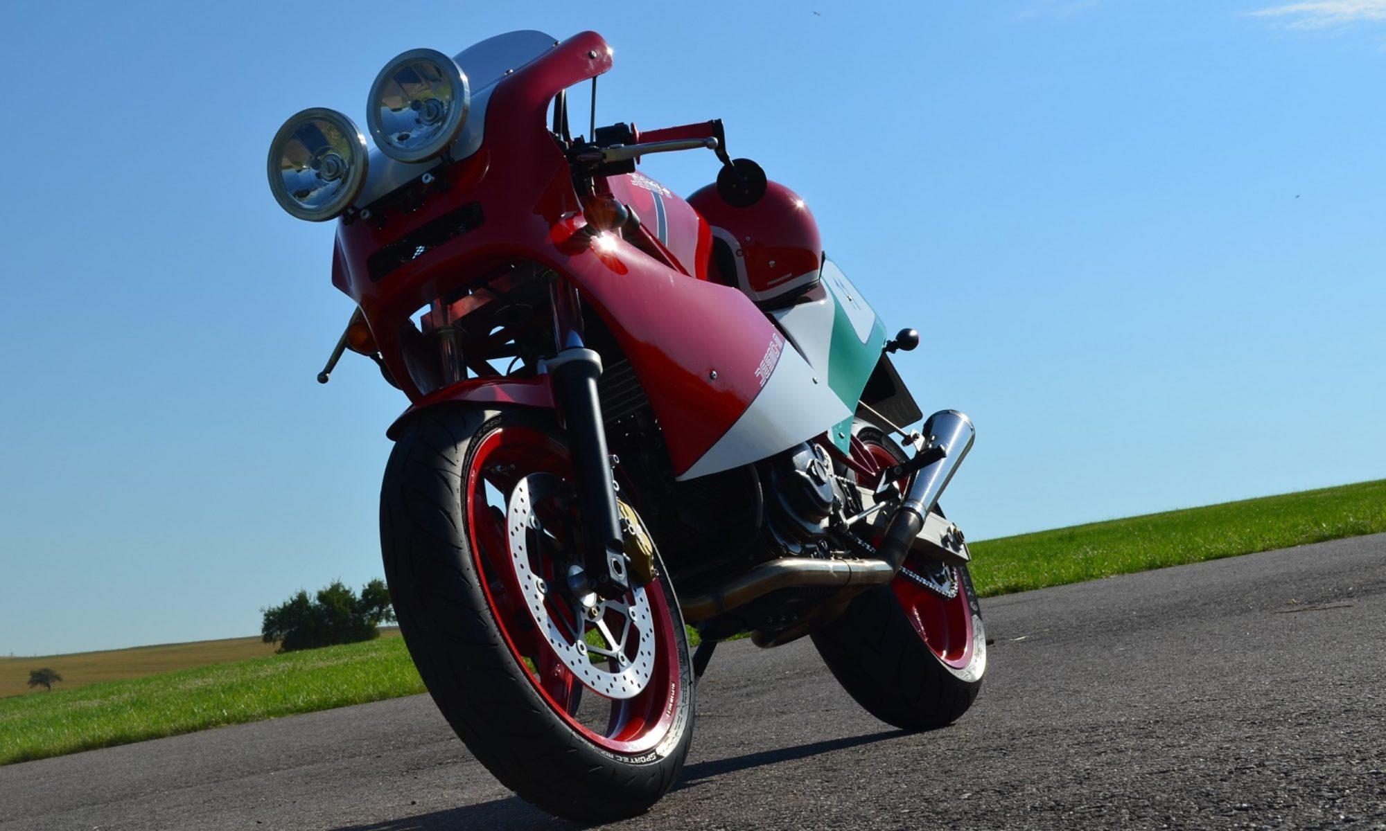 Motorräder sind unsere Leidenschaft